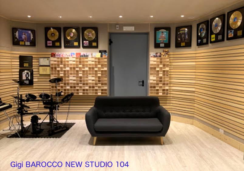 migliore progetto studio registrazione Milano Gigi Barocco 2