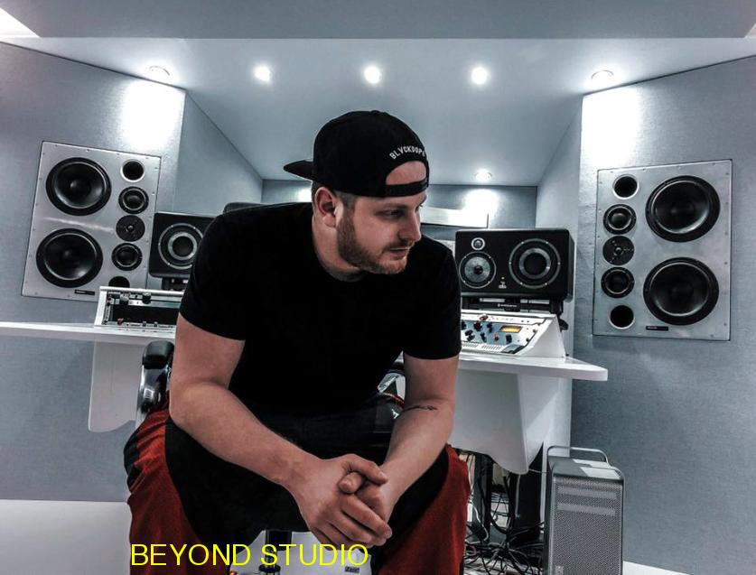 migliore progetto costruzione studio registrazione italiano Beyond Studio