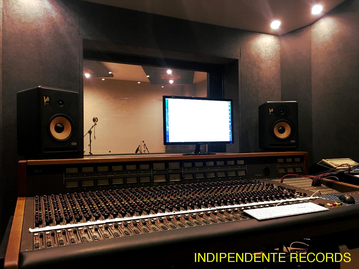 insonorizzazione studio registrazione professionale Indipendente