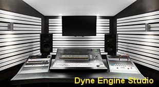 insonorizzazione acustica studio di registrazione Dyne Engine