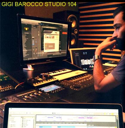 pannelli fonoassorbenti studio Gigi Barocco