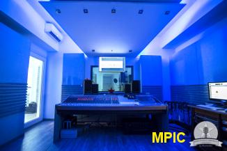 pannelli fonoassorbenti studio registrazione Musica per il Cervello