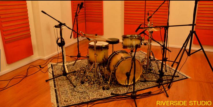 insonorizzazione sala batteria Torino Riverside