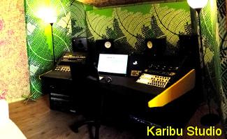 materiale per insonorizzare studio registrazione Karibu Milano