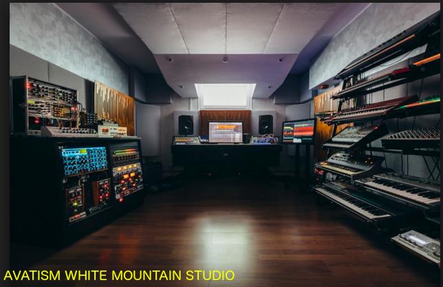 progetto acustico studio di registrazione Avatism Milano