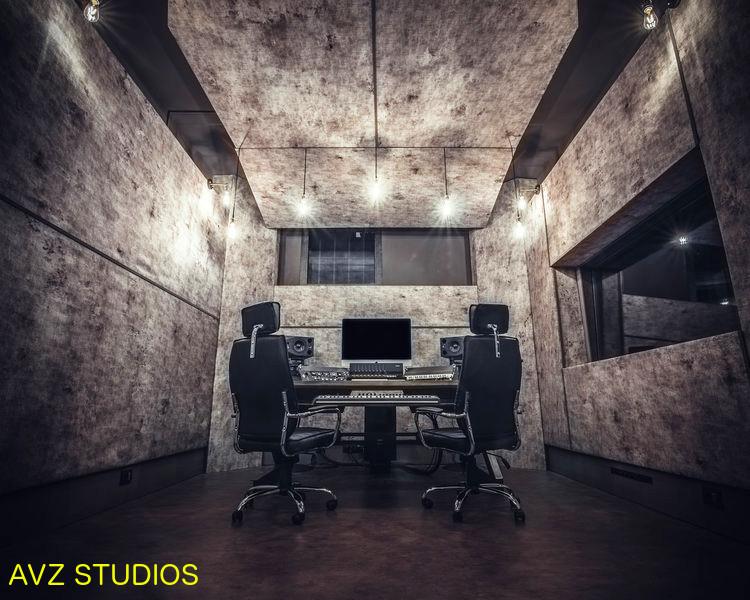 pannelli fonoassorbenti studio registrazione AVZ