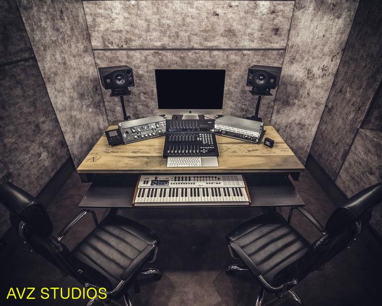 pannelli studio registrazione AVZ