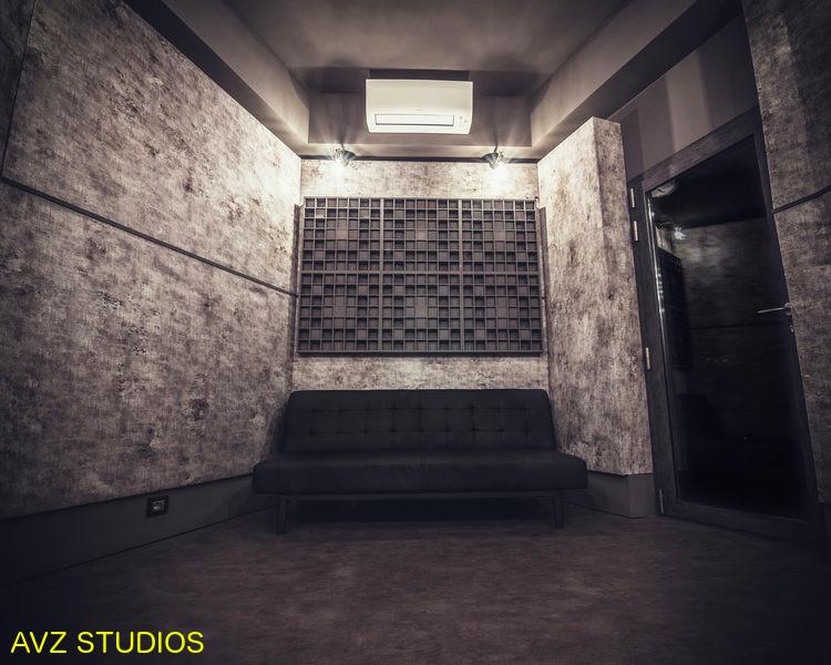 costruzione pannelli fonoassorbenti studio registrazione AVZ