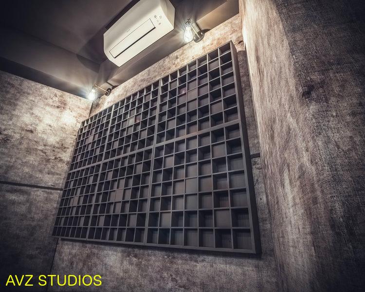 pannelli fonoassorbenti professionali studio registrazione Milano AVZ