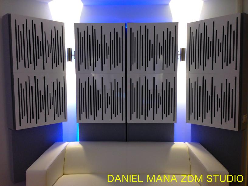 ditta costruzione studio registrazione ZDM Studio