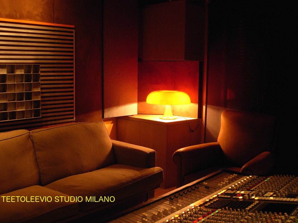 insonorizzazione studio registrazione Milano Teetoleevio Studio